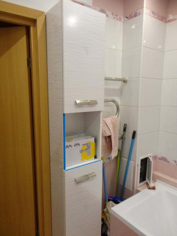 Мебель для ванной комнаты-Мебель для ванной «Модель 15»-фото1