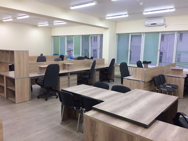 Офисная мебель-Офисная мебель «Модель 13»-фото1