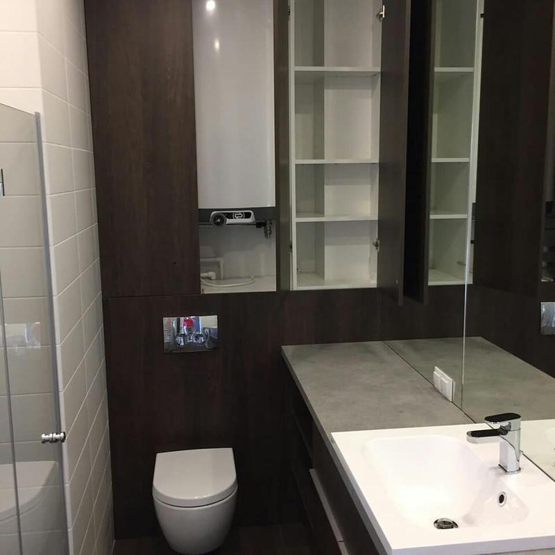 Мебель для ванной комнаты-Мебель для ванной «Модель 70»-фото5