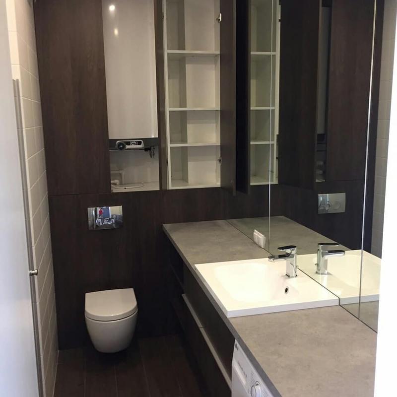 Мебель для ванной комнаты-Мебель для ванной «Модель 70»-фото9