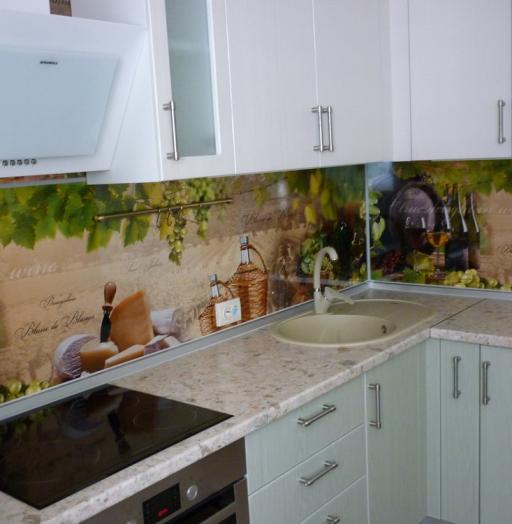 -Кухня МДФ в ПВХ «Модель 216»-фото24