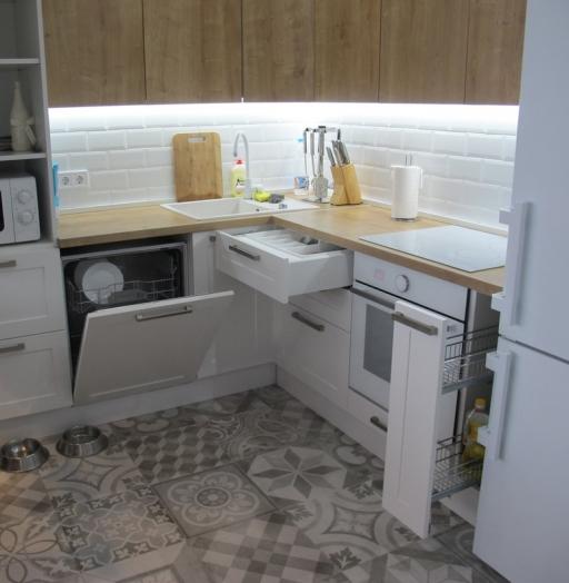 -Кухня из ЛДСП «Модель 346»-фото22