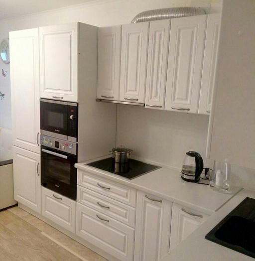 -Кухня МДФ в эмали «Модель 166»-фото13